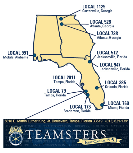Teamsters Joint Council 75 | Teamster Caucuses